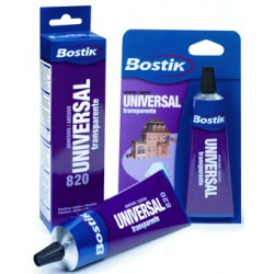 COLA DE CONTACTO UNIVERSAL TRANSPARENTE ESPECIAL METACRILATOS BOSTIK 125 ML