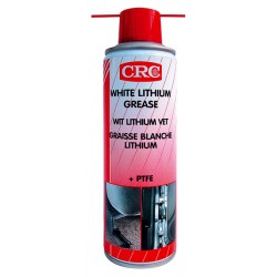 WHITE LITHIUM GREASE 300ML CRC GRASA BLANCA DE LITIO CON PTFE CRC 10471