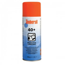 LUBRICANTE ANTIOXIDANTE DIELECTRICO PROTECTOR AMBERSIL FORTY PLUS 40+ 200 ML
