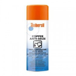 LUBRICANTE ANTIGRIPANTE PARA ALTA TEMPERATURA COPPER ANTI-SEIZE PASTE AMBERSIL 400 ML