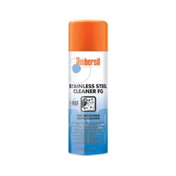 LIMPIADOR DE ACERO INOXIDABLE ALIMENTARIO AMBERSIL STAINLESS STEEL CLEANER FG 500 ML