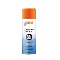 SPRAY ADHESIVO DE FUERTE ADHERENCIA HS300 500ML AMBERSIL 31625